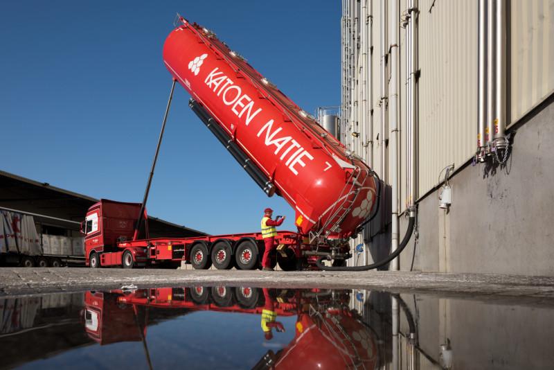 Katoen Natie is een bedrijf in havenlogistiek - Koesveld Techniek B.V.